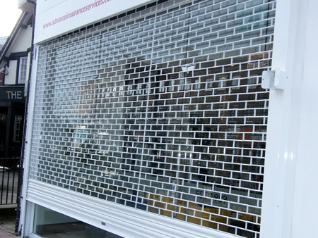 Similar In Constructive Phenomenon To That Of Perforated But Here Solid  Laths Are Punched Through With Small Brick Type Shapes Which Offer A  Significant ...